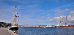 Saint Malo - Im Hafen