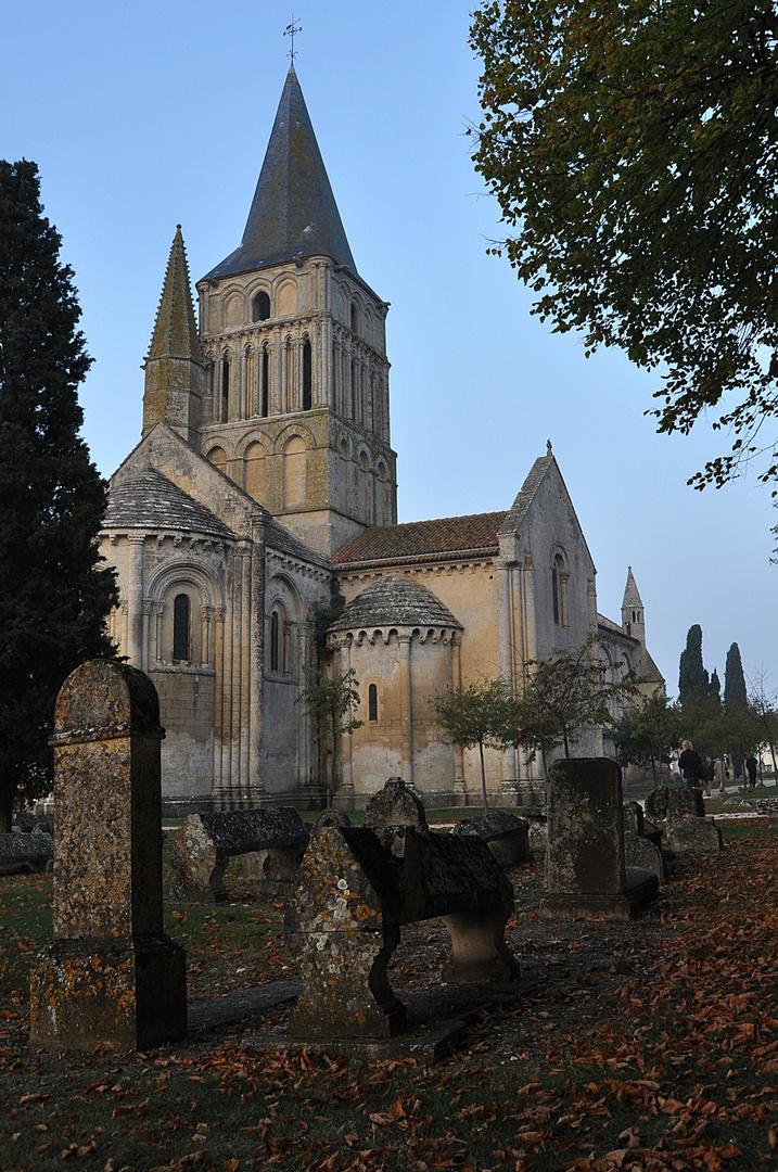 Saint-Pierre d'Aulnay