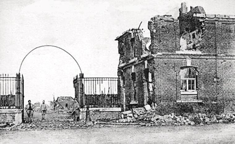 Saint Quentin - 1919
