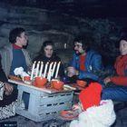 Saint Sylvestre 1977 à Fontainebleau (1)
