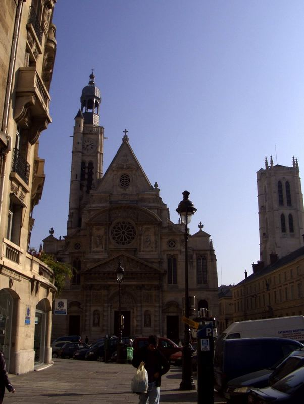 Saint Étienne du Mont (2)