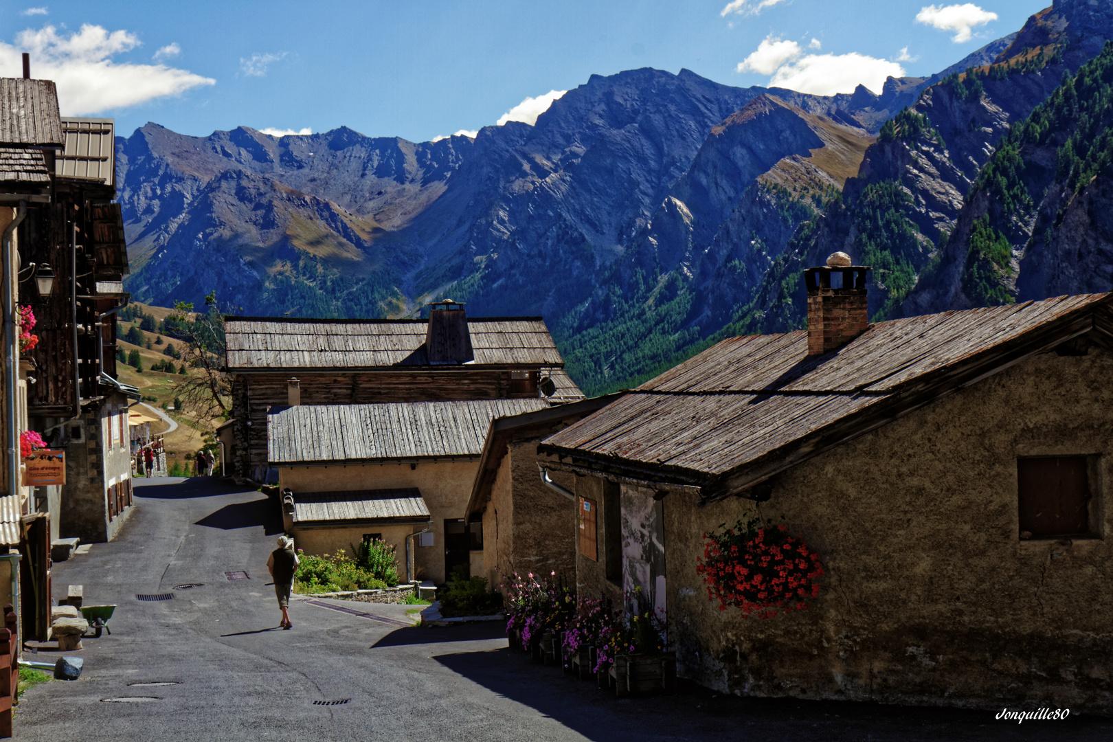 Saint-Véran    Hautes Alpes
