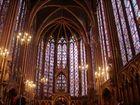Sainte-Chapelle, Ile de la Cite, Paris