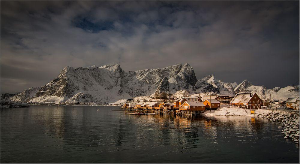 Sakrisoya  -  Lofoten