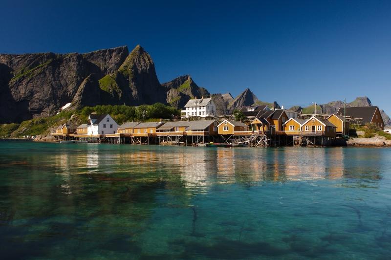 Sakrisøy / Moskenesøya Lofoten