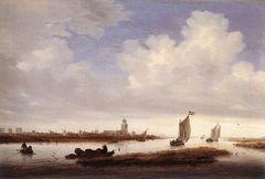 Sal. van Ruysdael Deventer
