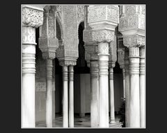 Sala de los Reyes – Säulengalerie