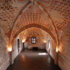 Sala di giustizia, Rocca di Angera