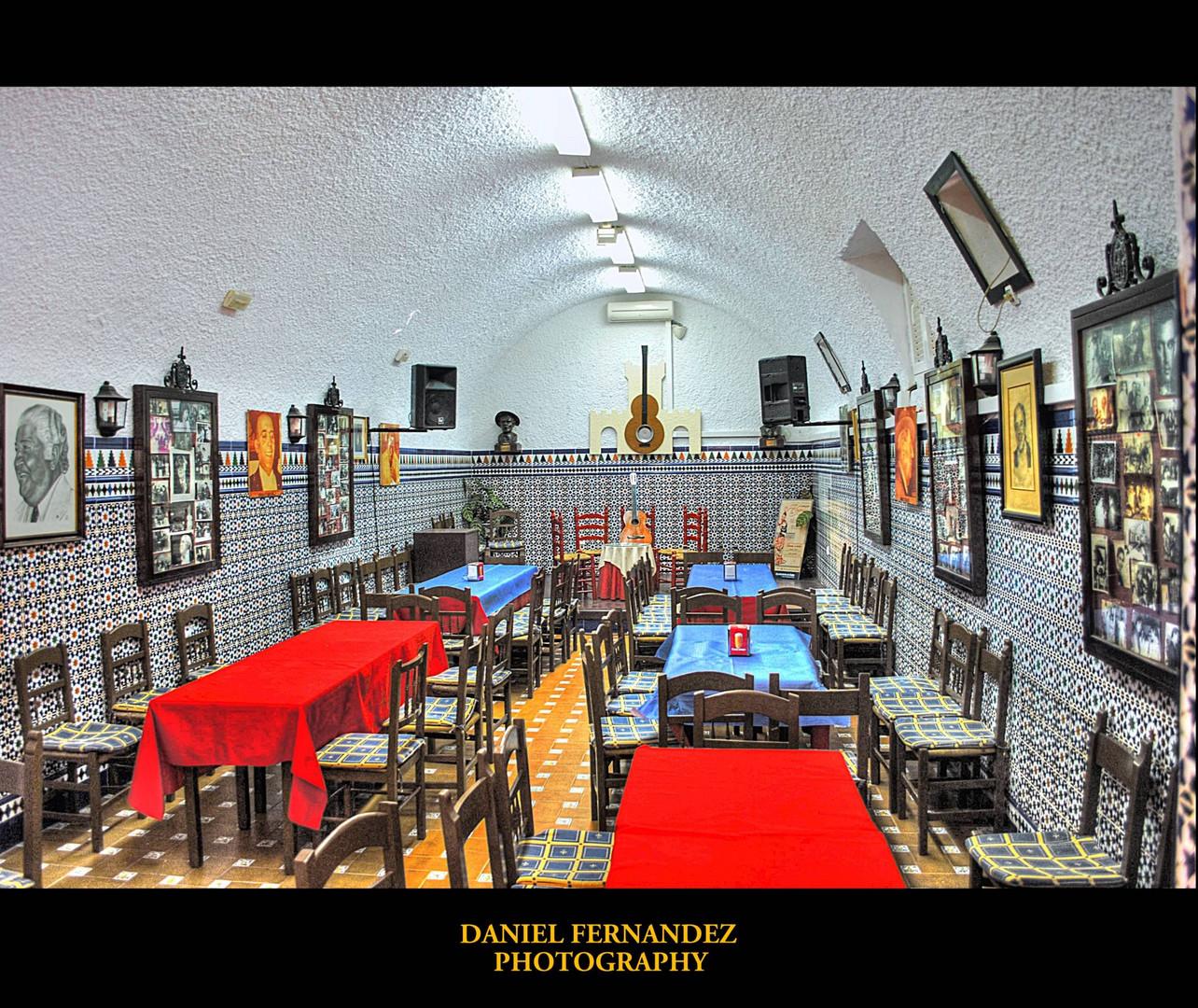 Sala flamenca (Cadiz)