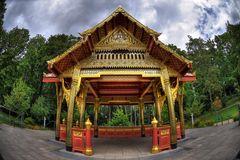 Sala Thai Pavilion im Kurpark Bad Homburg