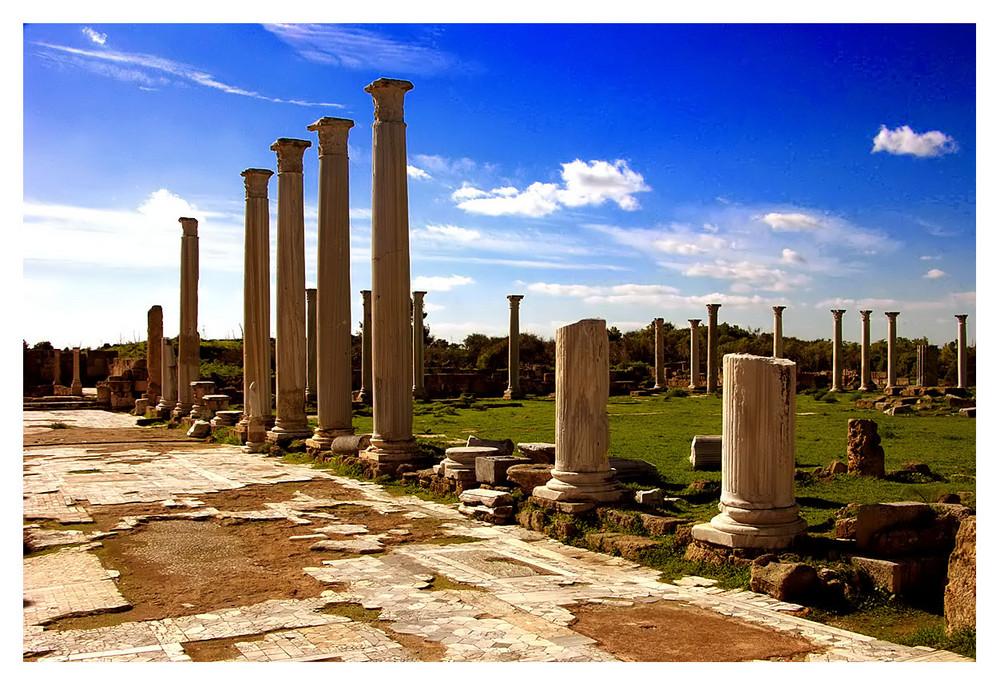 Salamis - Ancient Roman City