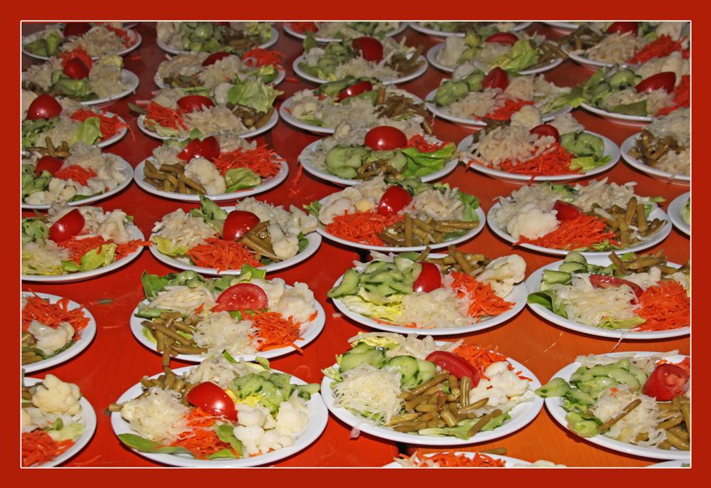 Salate gefällig?