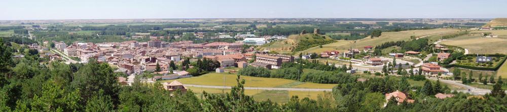 SALDAÑA (Palencia) 1