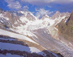 Saleina-Gletscher (2)