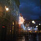 salerno-illuminazioni di fine anno: tanti auguri a tutti gli iscritti a fc di buon anno!!!