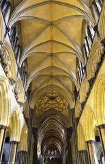- Salisbury Cathedral -