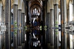 salisbury cathedrale