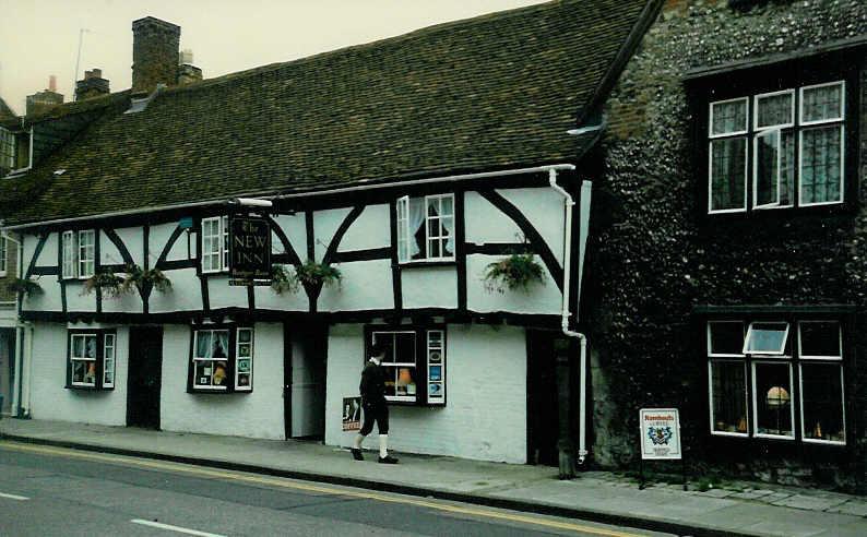 Salisbury - The New Inn