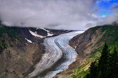 * Salmon Glacier II *