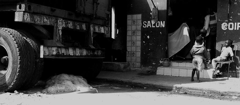 salon de coiffure, dakar