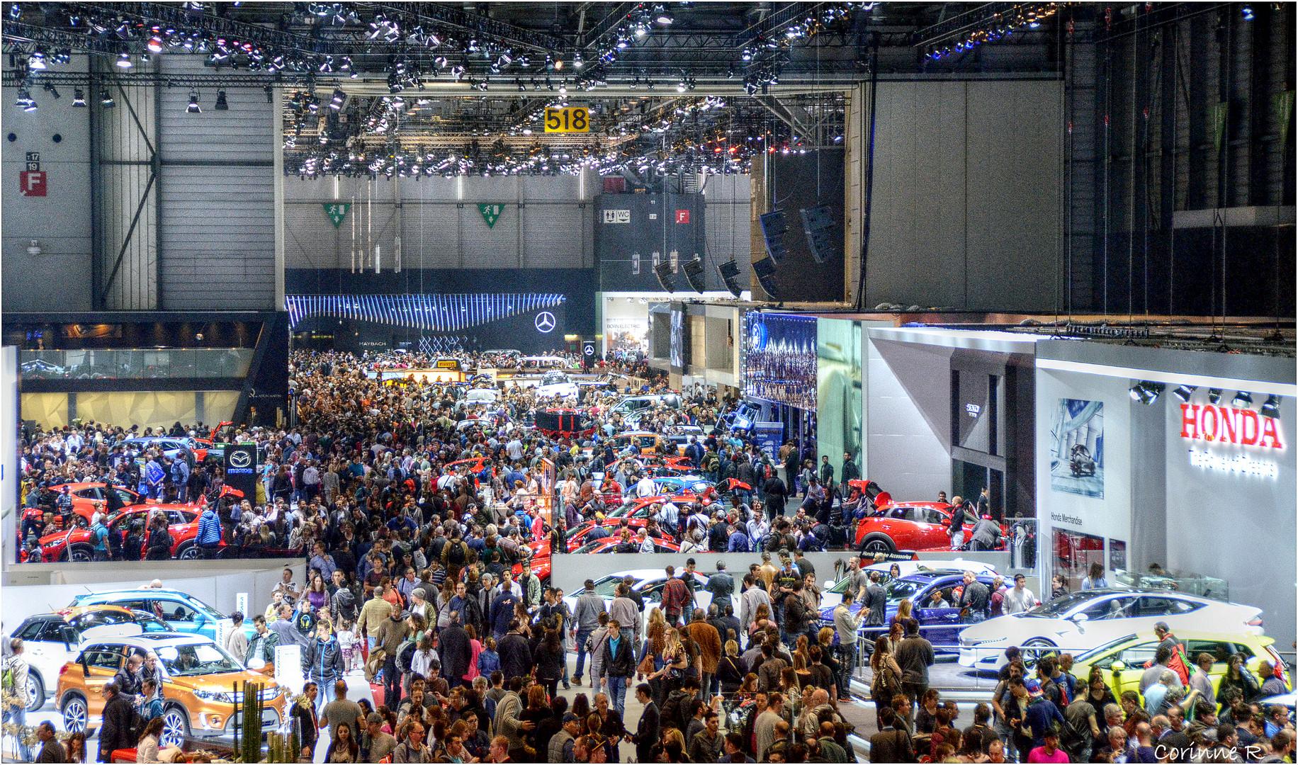 Salon de l'auto de Genève