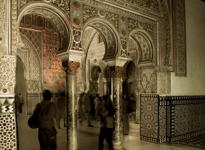 Salón del Alcazar