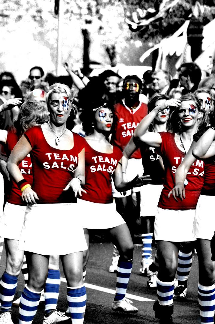 Salsa Team Berlin