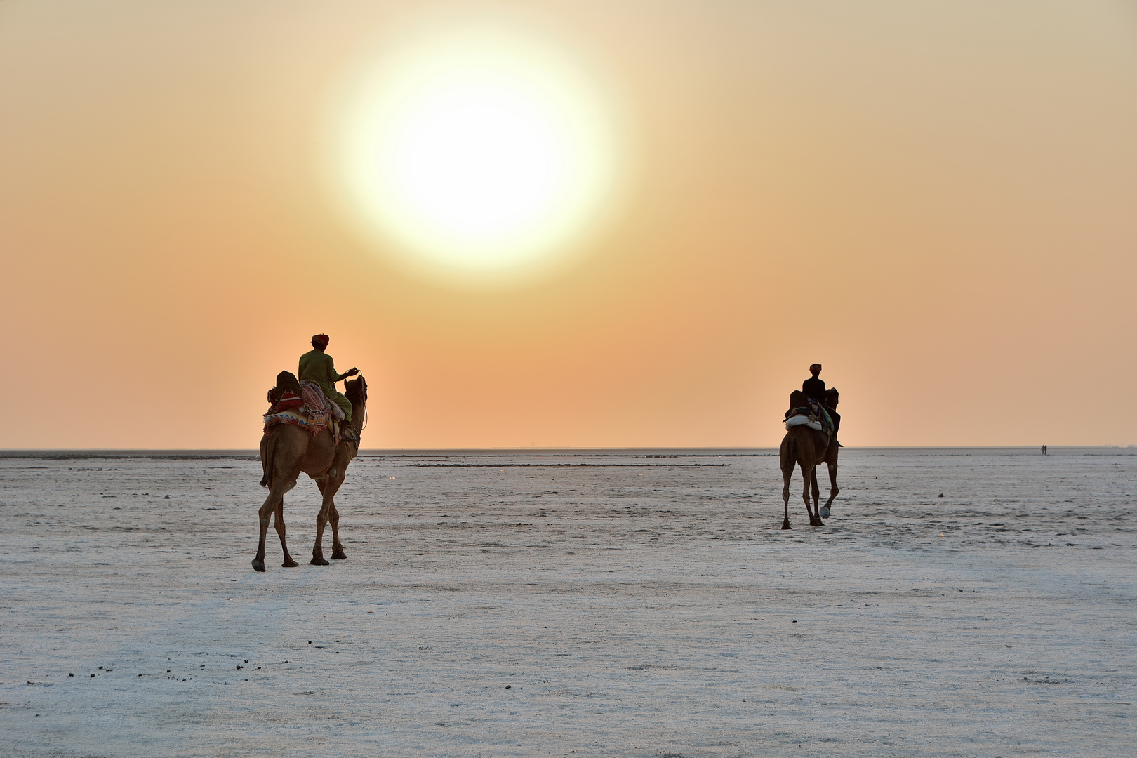 Salt Desert.