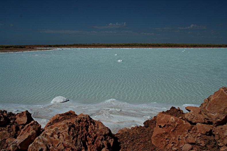 salt lake near onslow