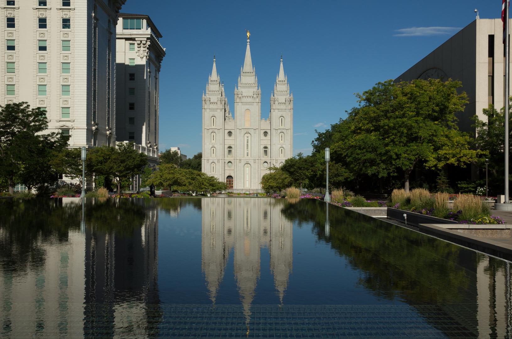 Salt Lake - Tempel