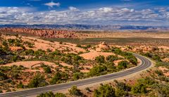 Salt Valley 1, Arches NP, Utah, USA