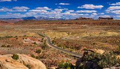 Salt Valley 2, Arches NP, Utah, USA