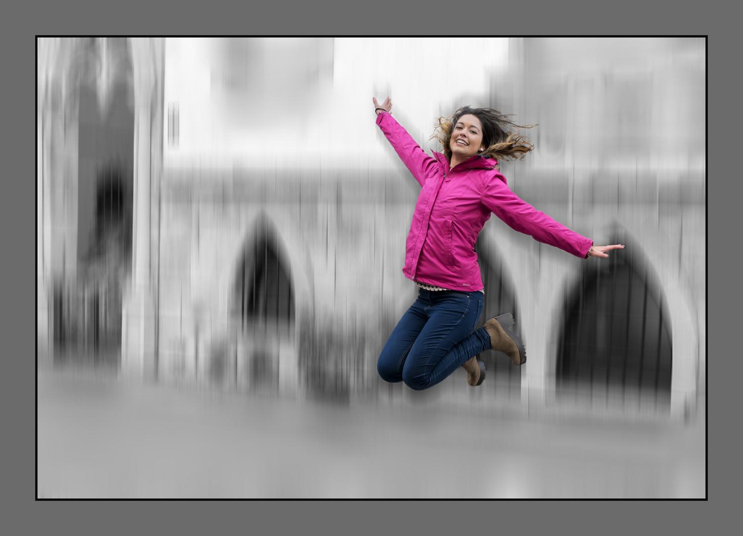 Salta, Gina, salta!!!