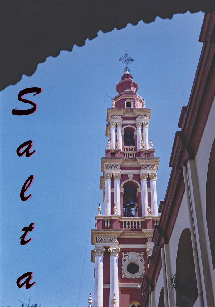 Salta: Iglesia de San Francisco