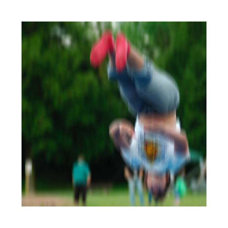 Salto...