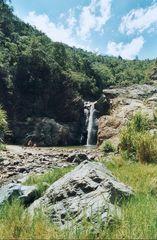 """Salto de Jimenoa, Nähe Jarabacoa in den Dominikanischen """"Alpen"""""""