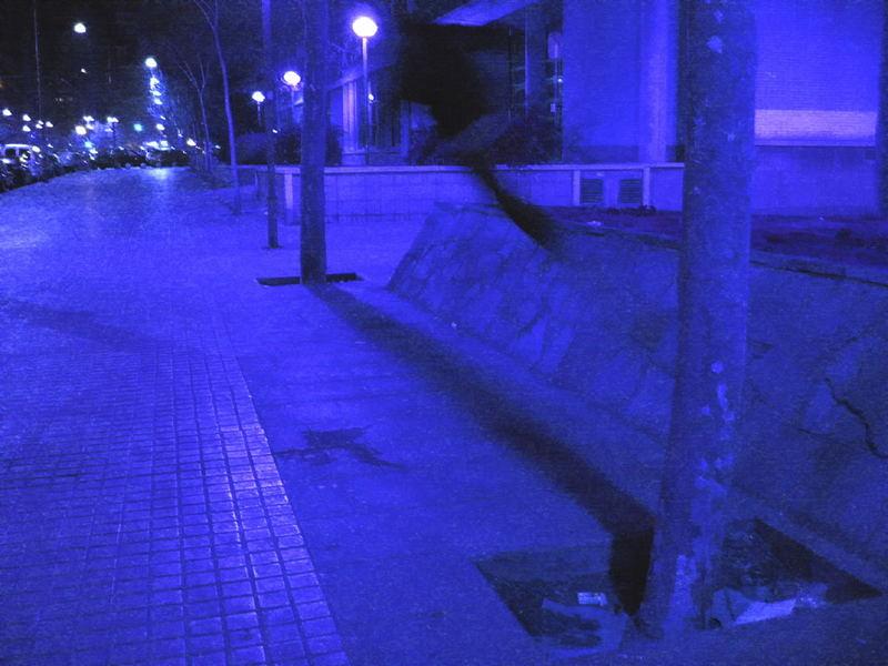 salto nella notte