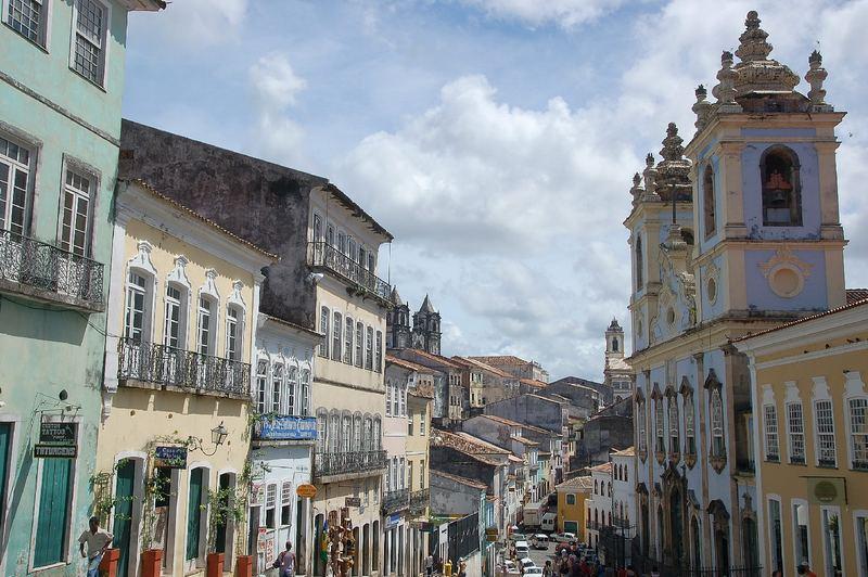 Salvador de Bahia/Brasil