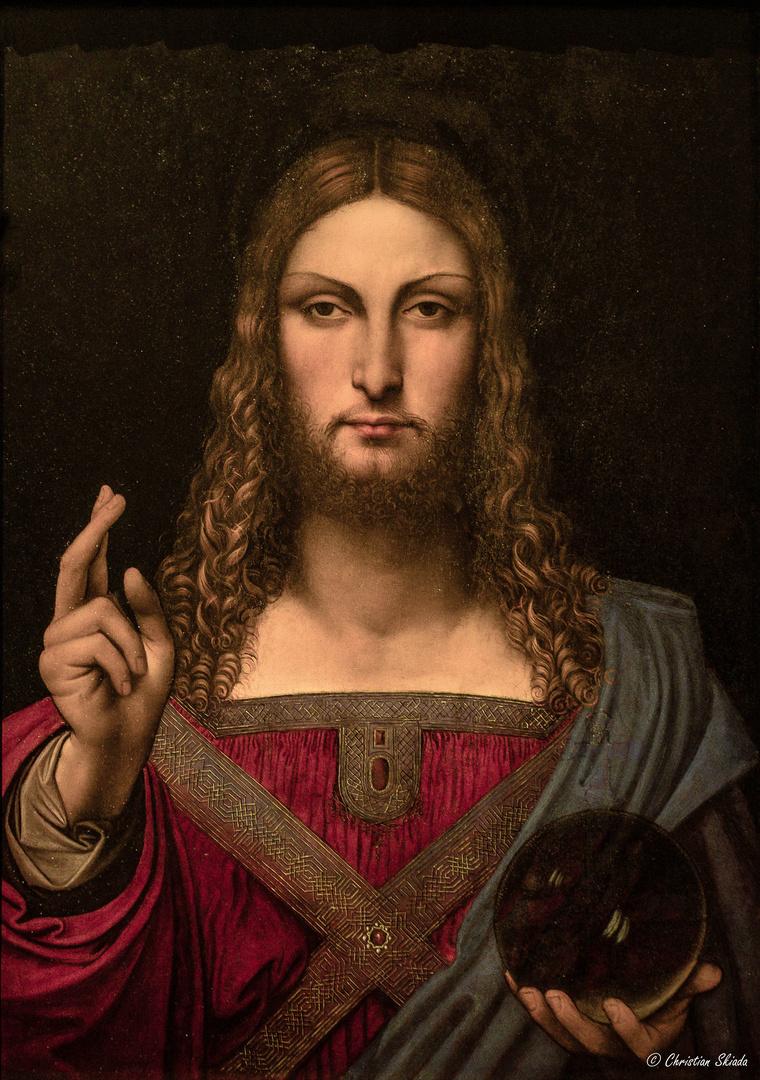 Salvador Mundi (version Ganay 1505-1515)