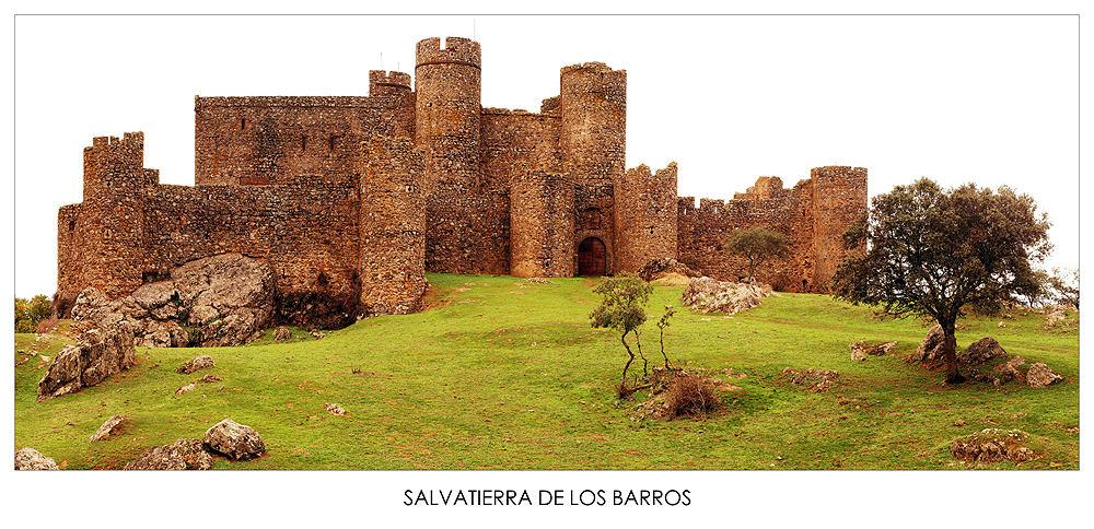 Salvatierra de los Barros