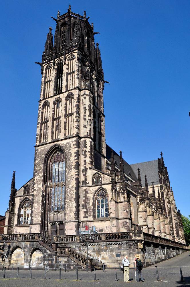Salvator-Kirche in Duisburg