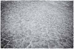 Salz auf Sand