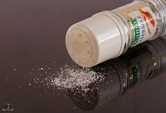 Salz aus der Mühle