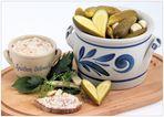 Salz-Dill-Gurken, neue Ernte