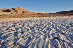 Salz in der Namib