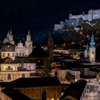 Salzburg bei Nacht (2) presented by the Snapshooter