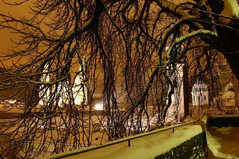 Salzburg bei Nacht 4