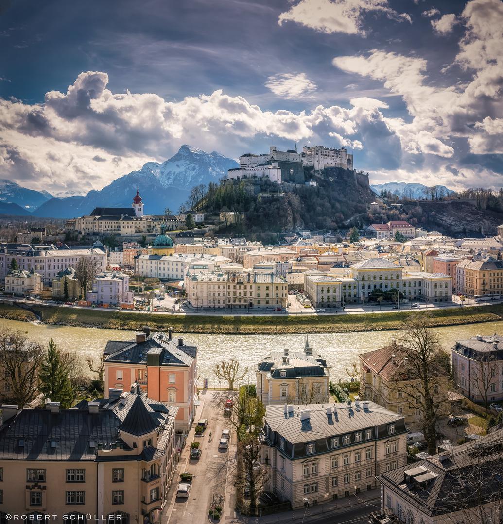 Salzburg: Festung Hohensalzburg