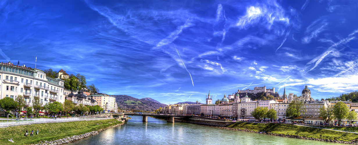 Salzburg - HDR Panorama