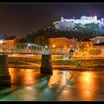 Salzburg @ night /2.